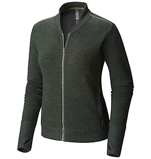 Women's Sarafin™ Long Sleeve Bomber Jacket