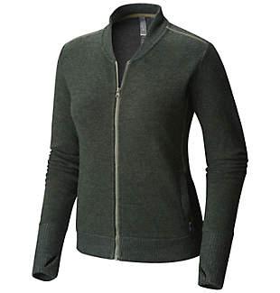 Women's Sarafin™ Long Sleeve Bomber Jacket
