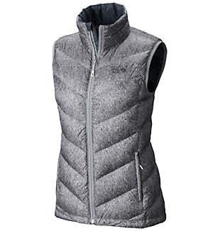 Women's Ratio™ Printed Down Vest