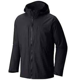 Men S Jackets Hiking Amp Climbing Coats Mountain Hardwear