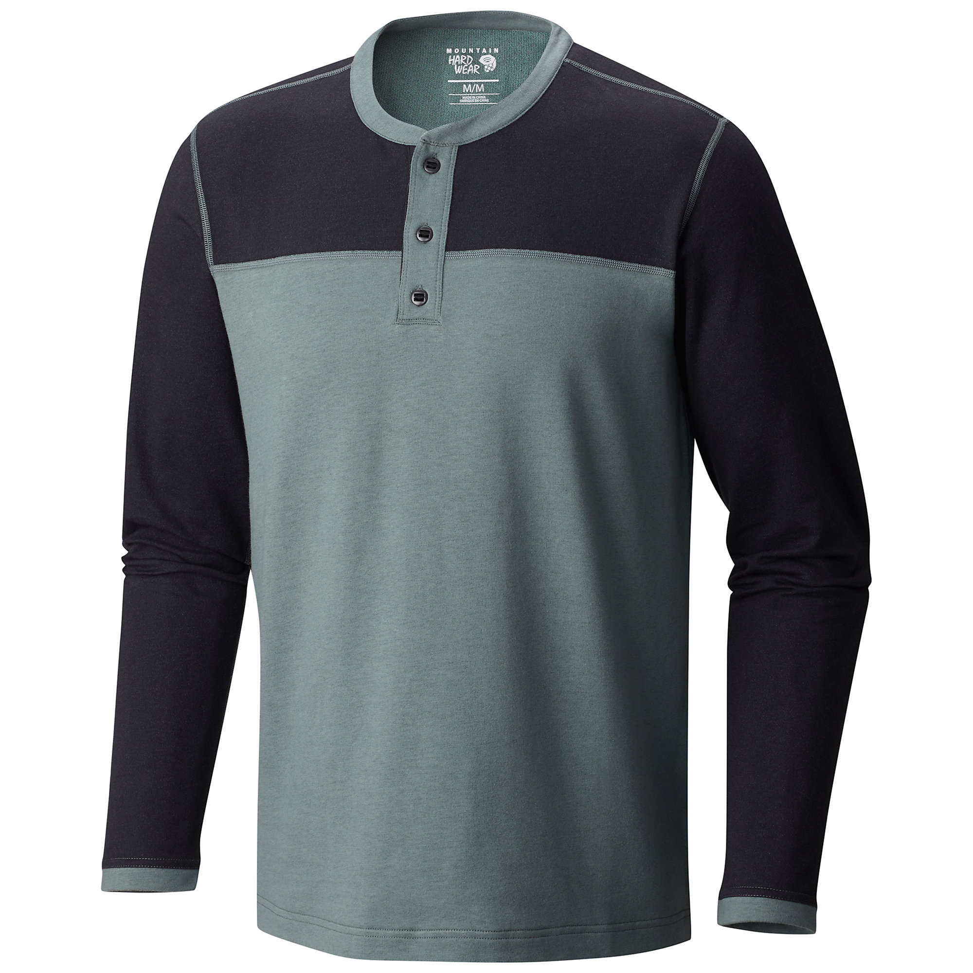 photo: Mountain Hardwear Cragger Henley