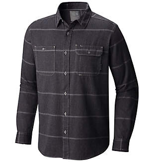 Men's Frequenter™ Stripe Long Sleeve Shirt