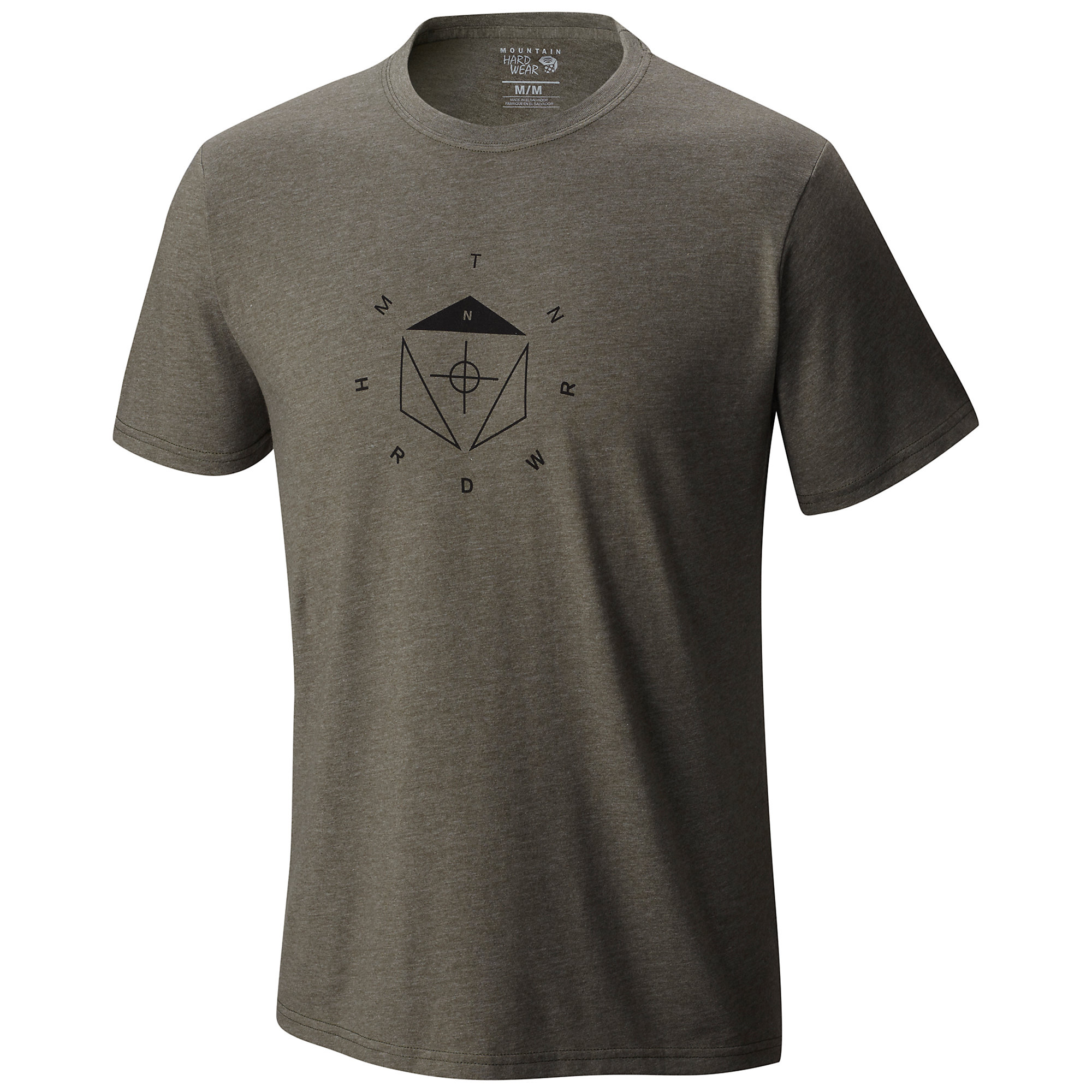 Mountain Hardwear True North Short Sleeve T