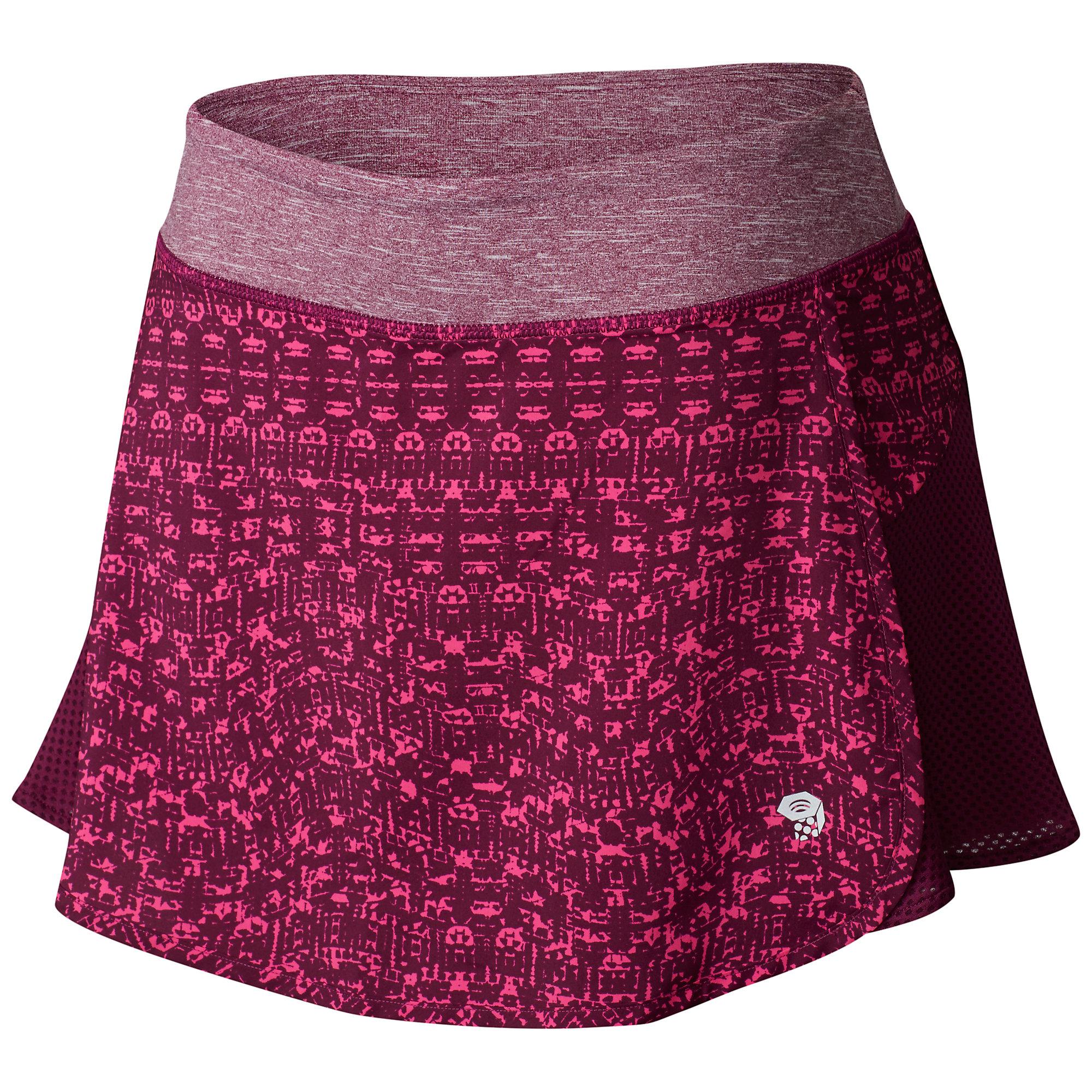 photo: Mountain Hardwear Pacer Skort running skirt