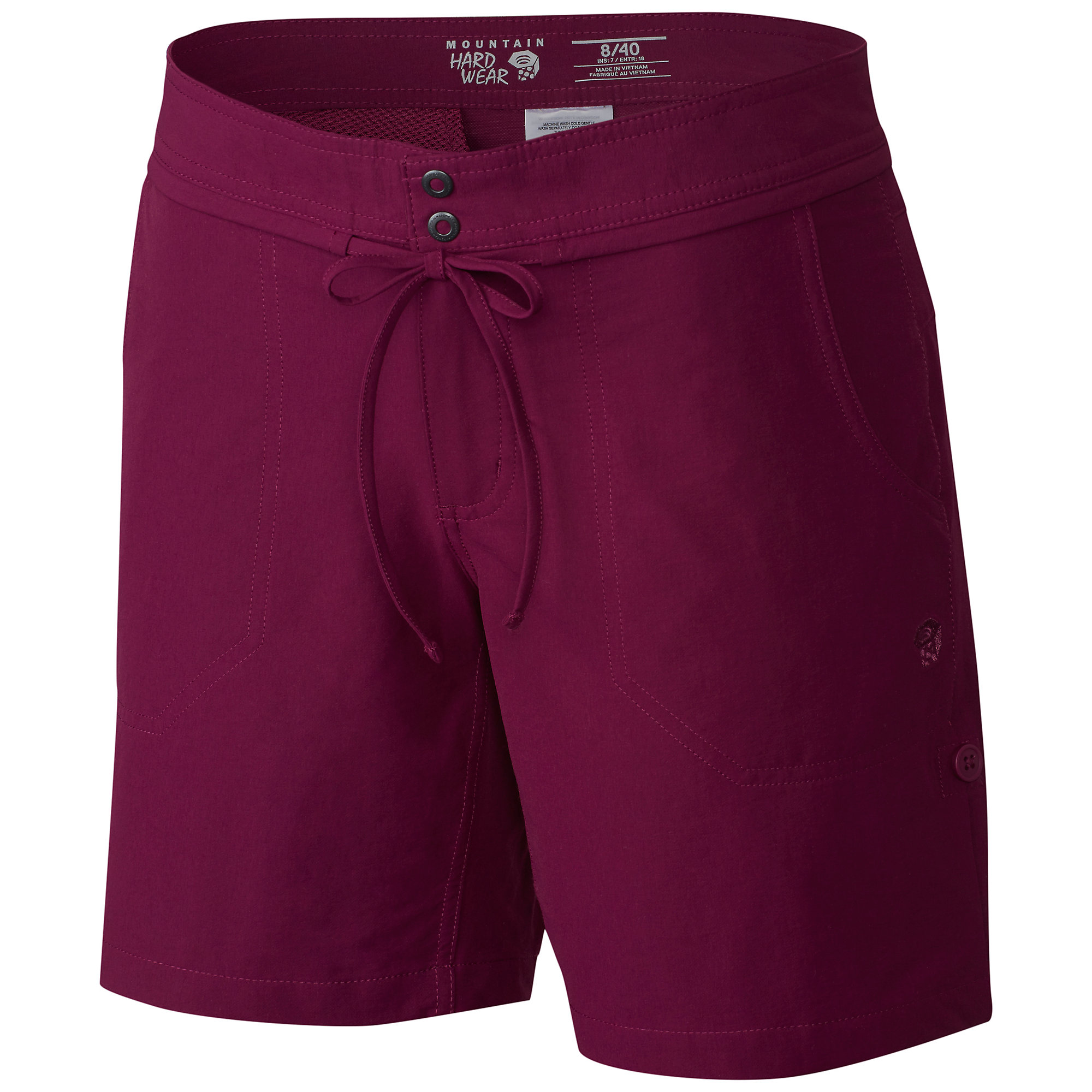 photo: Mountain Hardwear Yuma Short hiking short
