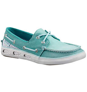 Women's Vulc N Vent™ Canvas Boat PFG Shoe