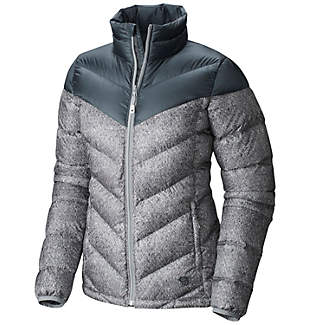 Women's Ratio™ Printed Down Jacket