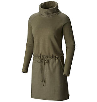 Women's Shadow Knit™ Long Sleeve Dress