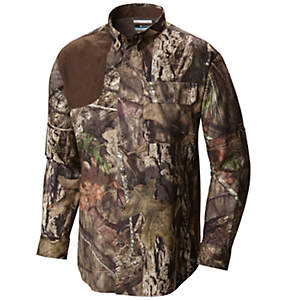 Men's Stealth Shot™ III Blood n' Guts Long Sleeve Woven Shirt