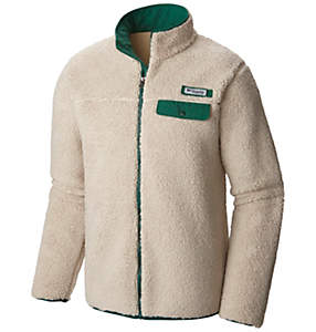 Men's PFG Harborside™ Heavy Weight Full Zip Fleece Jacket