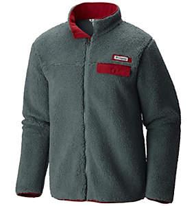 Men's PFG Harborside™ Heavy Weight Full Zip Fleece Jacket
