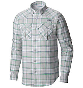 Men's PFG Beadhead™ Flannel Long Sleeve Shirt