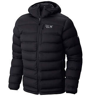 Men's StretchDown™ Plus Hooded Jacket