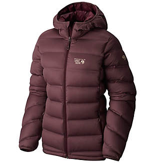 Women's StretchDown™ Plus Hooded Jacket