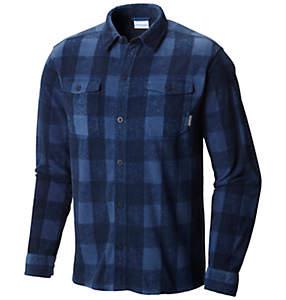 Men's Forest Park™ Printed Fleece Overshirt