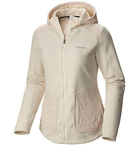 Women's adera Angels Crest™ Hooded Fleece Jacket