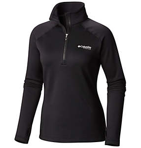 Women's Northern Ground™ Half Zip Fleece Shirt