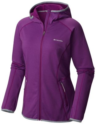 Women's Walnut Hills Hooded Wicking Stretch Fleece Jacket | Columbia