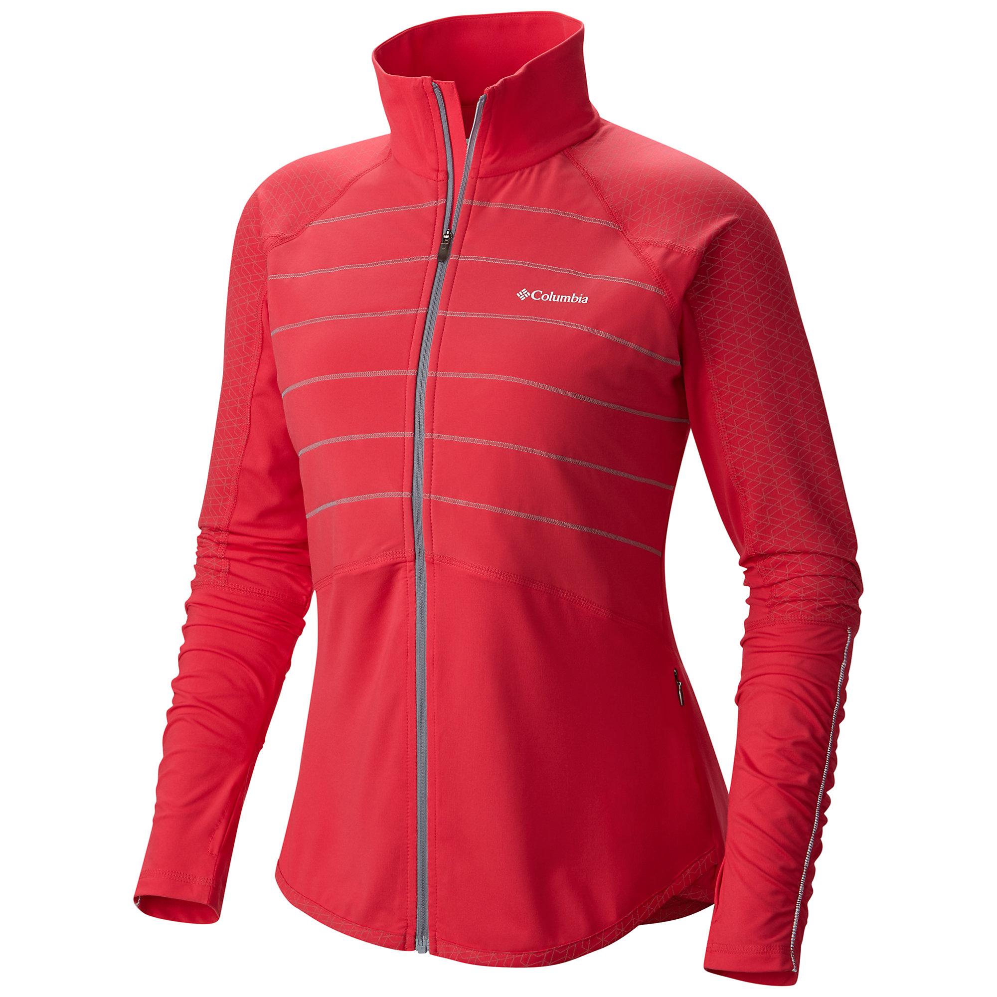 Columbia Trail Flash Hybrid Jacket