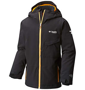Boy's EmPOWder™ Insulated Hooded Jacket