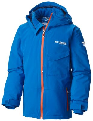 photo: Columbia Boys' EmPOWder Hooded