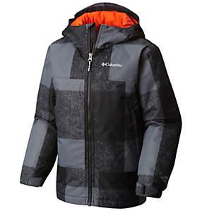 Manteau  à capuchon isolé Wrecktangle™ pour garçon