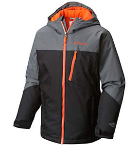 Expandable Winter Clothing Outgrown Columbia Sportswear