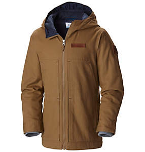 Boy's Loma Vista™ Hooded Fleece Lined Jacket