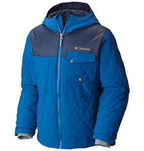 Boy's Lookout Cabin™ Insulated Hooded Jacket