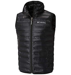 Kid's Flash Forward Down Vest - Youth