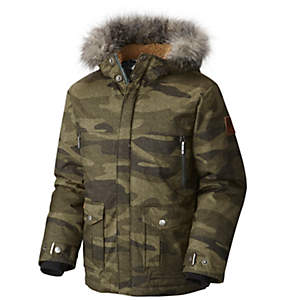 Boy's Barlow Pass™ 600 TurboDown Jacket