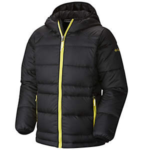 Boy's Gold 550 TurboDown™ Hooded Down Jacket