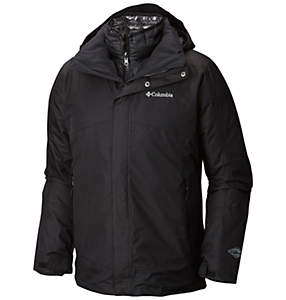 Men's Cascade Peak™ Interchange Jacket