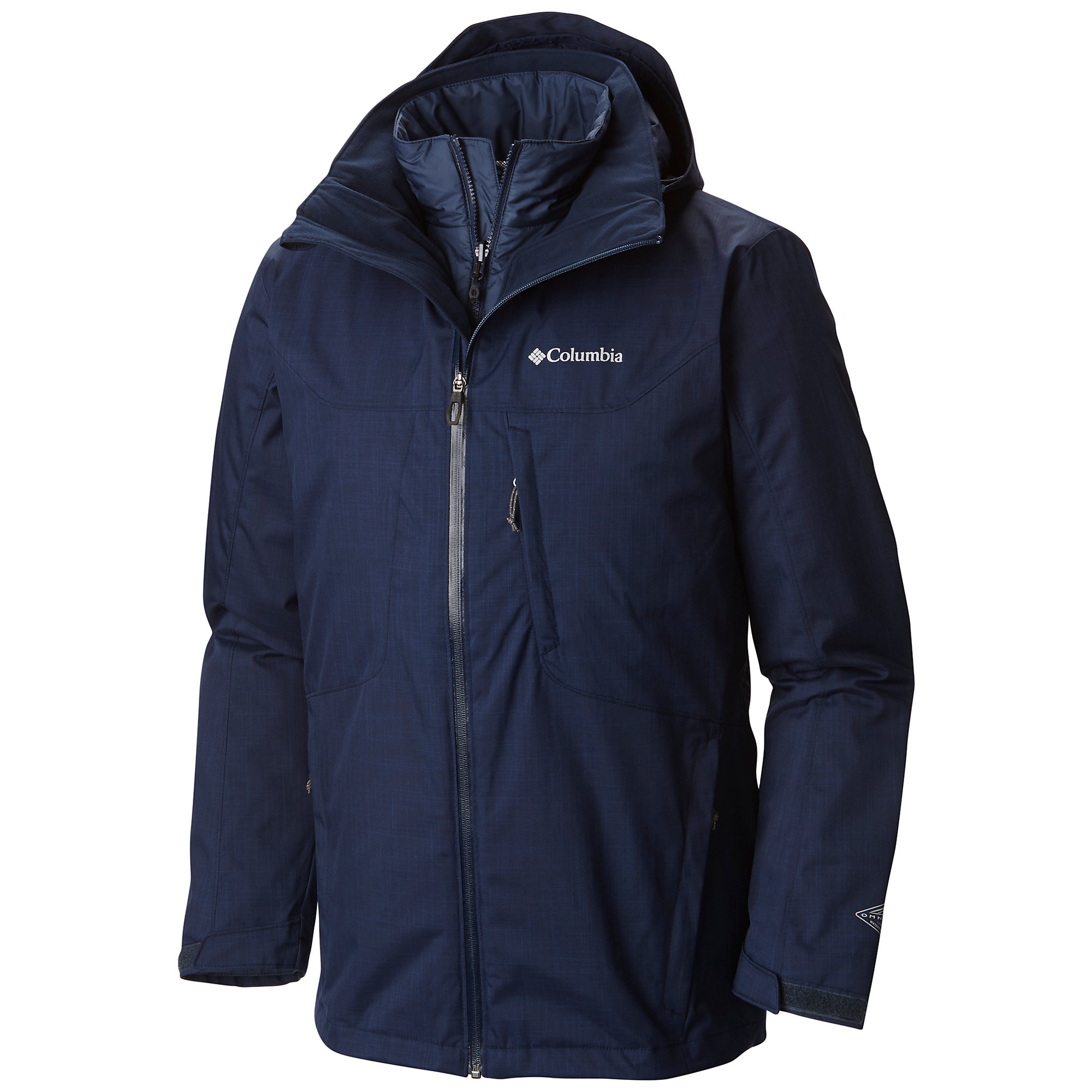 photo: Columbia Men's Whirlibird Interchange Jacket