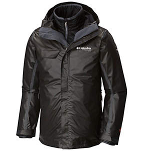Mens Jacket Shells and Winter Jackets | Columbia Sportswear