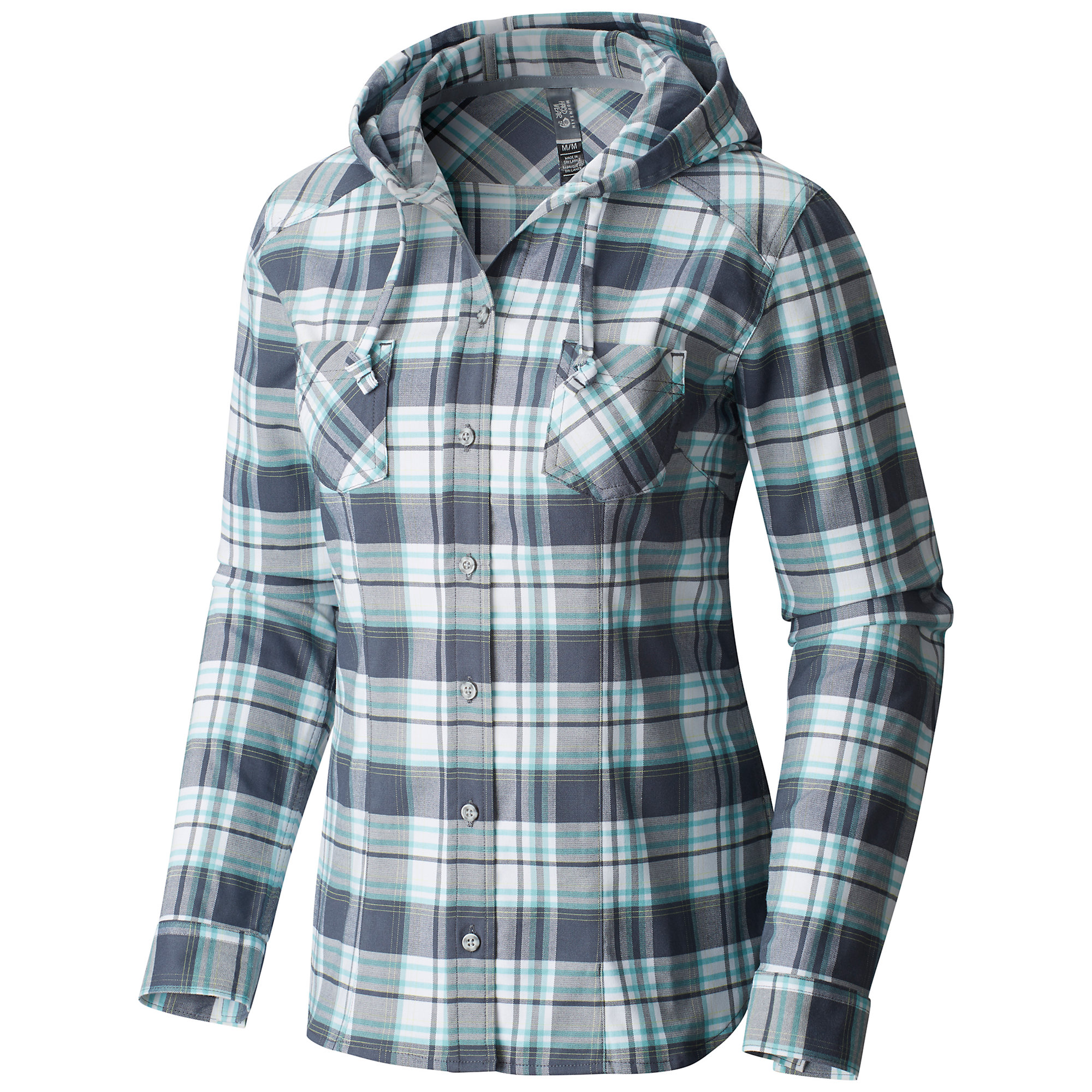 Mountain Hardwear Stretchstone Hooded Long Sleeve Shirt
