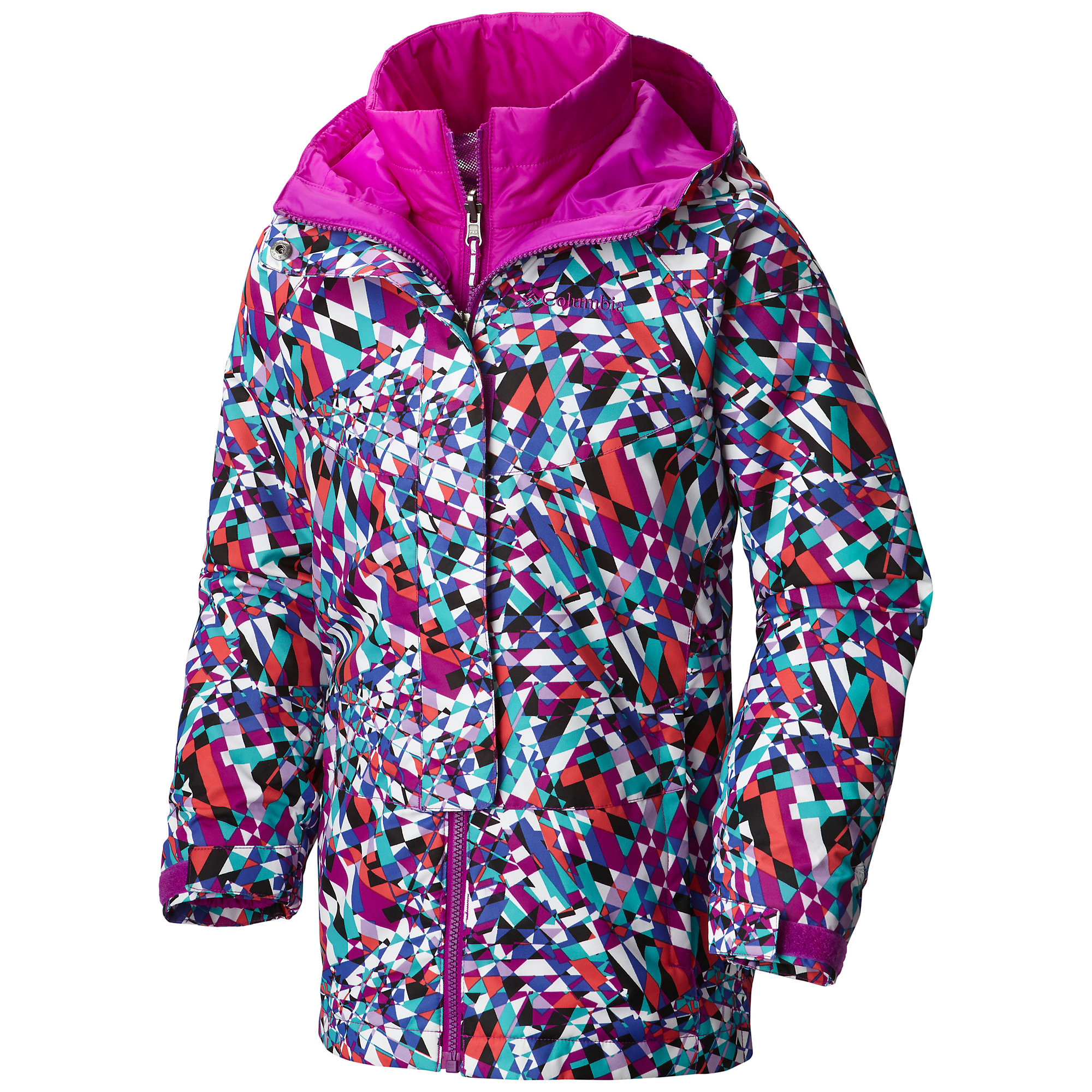photo: Columbia Girls' Whirlibird Interchange Jacket