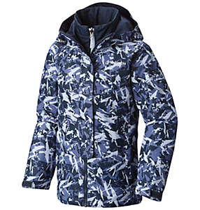 Girl's Whirlibird™ Interchange Jacket