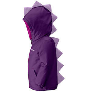 Kid's Kitterwibbit™ Hooded Fleece Lined Jacket - Toddler