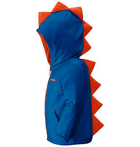 Kid's Kitterwibbit™ Hooded Fleece Lined Jacket - Infant