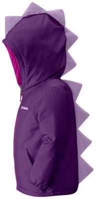 Kid's Kitterwibbit™ Hooded Fleece Lined Jacket - Infant at Columbia Sportswear in Daytona Beach, FL | Tuggl