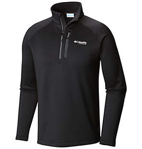 Men's Northern Ground™ Half Zip Fleece Top