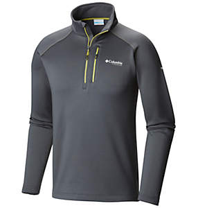 Men's Northern Ground™ Half Zip Fleece