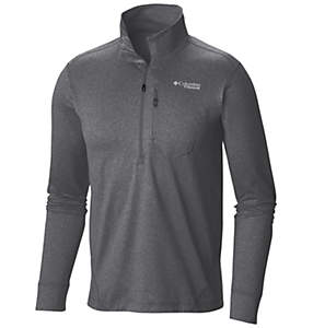 Men's Diamond Peak™ Half Zip Shirt