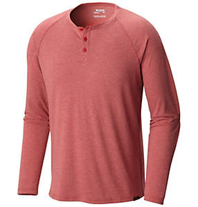 Men's Trail Shaker™ Long Sleeve Henley Shirt