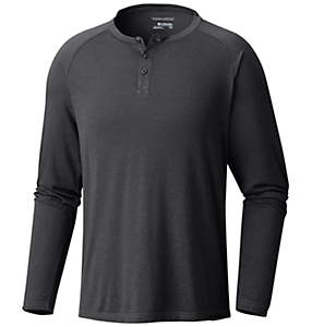 Men's Trail Shaker™ Long Sleeve Henley