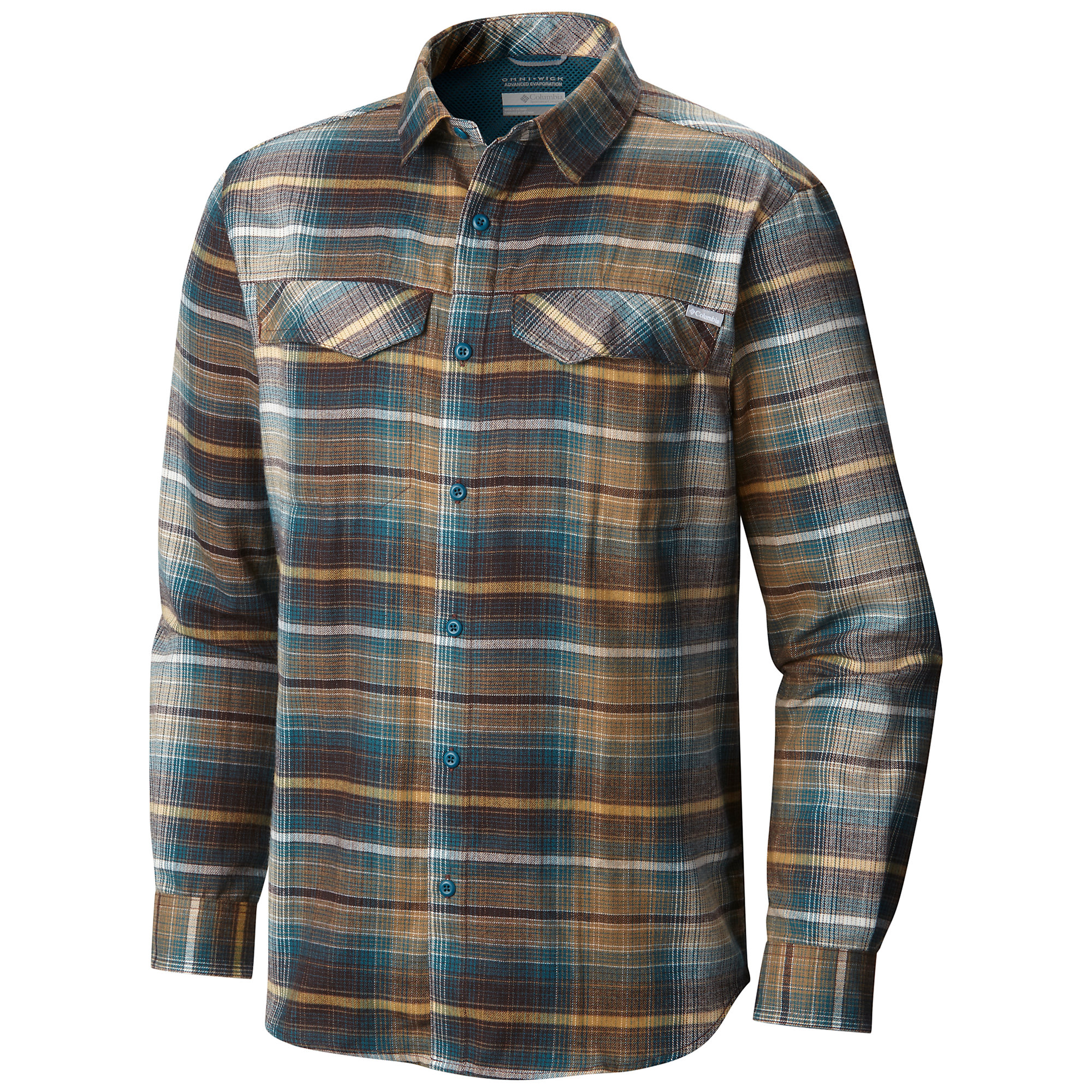 photo: Columbia Silver Ridge Shirt hiking shirt