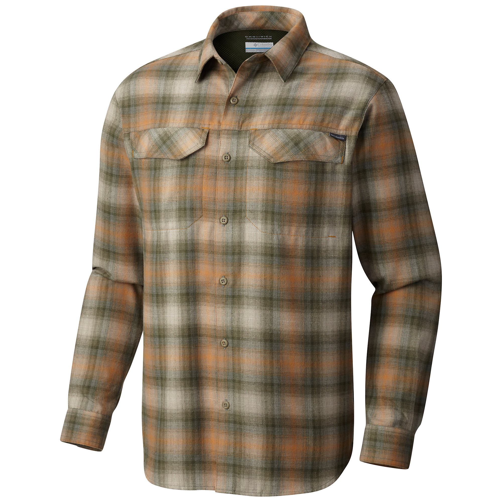 photo: Columbia Men's Silver Ridge Shirt