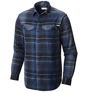 Men's Silver Ridge™ Flannel Long Sleeve Shirt