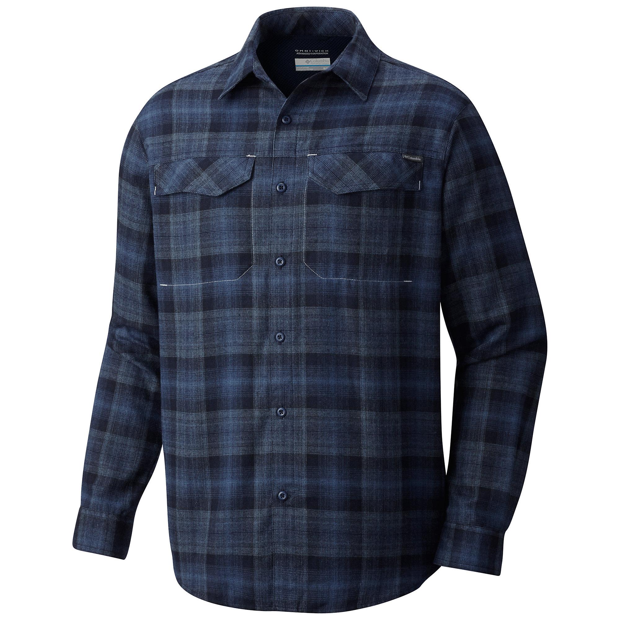 photo: Columbia Men's Silver Ridge Shirt